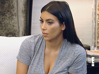 VIDEO: Kim Kardashian Calls Rob 'Pathetic' in KUWTK Sneak Peek