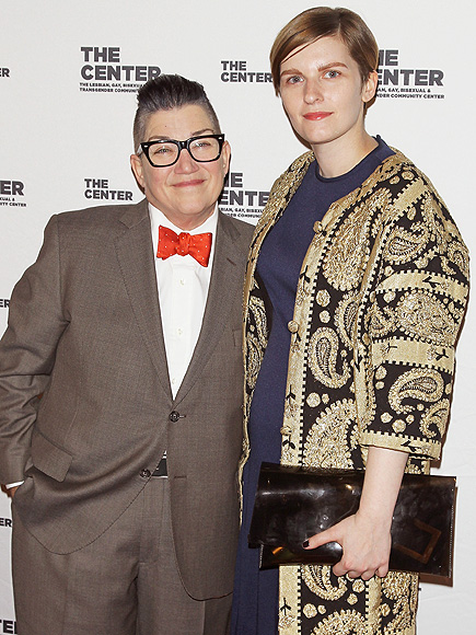 Orange Is the New Black: Lea Delaria Sets Wedding for Late Parents' Anniversary