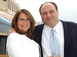 Former Sopranos Star Lorraine Bracco: James Gandolfini's Death Was a Wake-Up Call