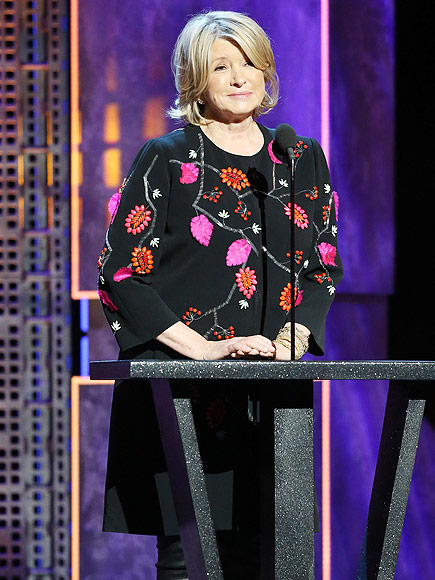 Justin Bieber Roast: What Martha Stewart Said to the Singer