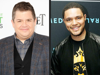 Patton Oswalt Issues 53-Tweet Defense of New Daily Show Host Trevor Noah | Patton Oswalt