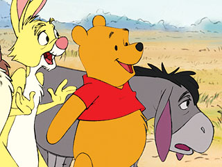 From EW: Disney Developing Live-Action Winnie the Pooh