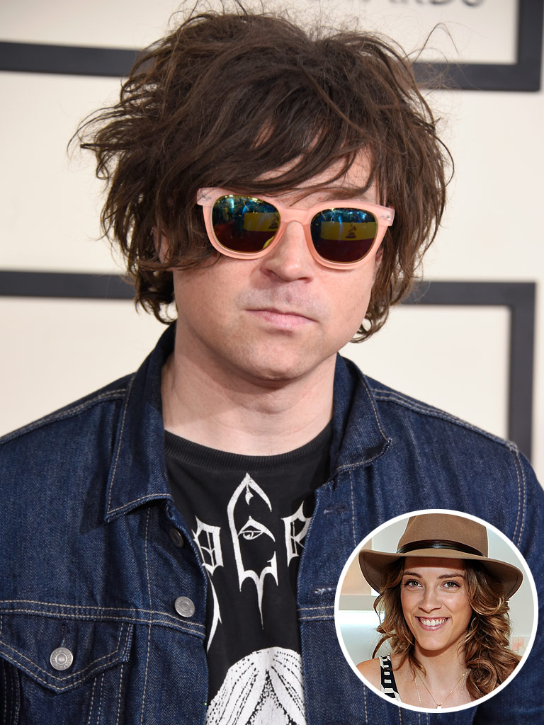 who is ryan adams dating now