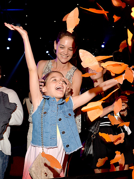 Katie Holmes Celebrates Daughter Suri Cruise's 10th Birthday in NYC – Get All the Details!| Birthdays, Katie Holmes, Suri Cruise