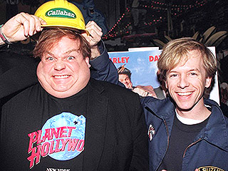 David Spade Remembers Chris Farley on the 20th Anniversary of Tommy Boy