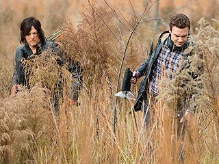 The Walking Dead Finale Recap: Keeping the Wolves from the Door