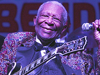 Ringo Starr, Lenny Kravitz and More Remember Blues Legend B.B. King
