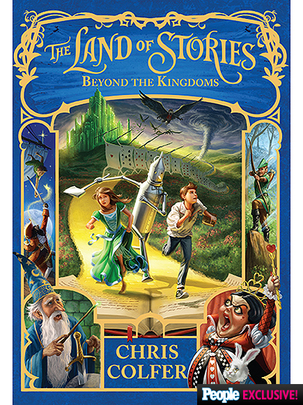 The Land of Stories By Chris Colfer (Book Review)
