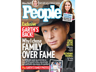 Garth Brooks Gives His Top 5 Tips for Raising Daughters