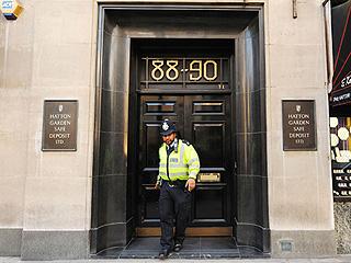 'Hundreds of Millions' Stolen in Shocking London Jewel Heist