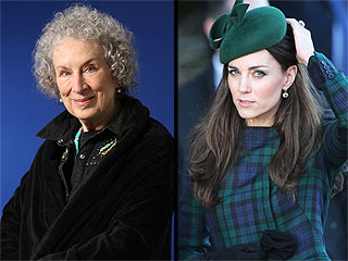 Margaret Atwood Disses Princess Kate: 'She Dresses Quite Uneventfully'