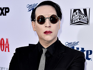 Marilyn Manson Punched in the Face While Dining at Denny's: Report