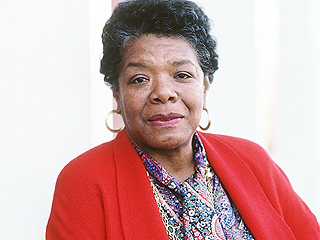Maya Angelou Memorial Stamp Features Quote from a Different Author
