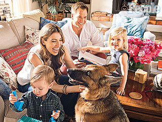 Michael Weatherly: How Having Kids Influenced My Décor