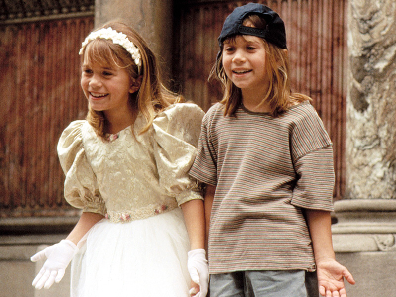 Olsen Twin Movies; Mary-Kate and Ashley Olsen : People.com