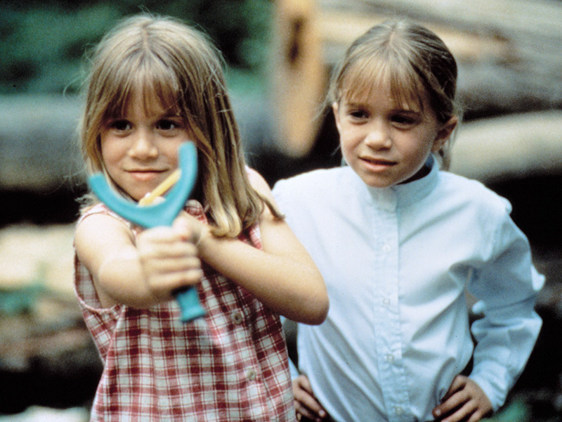 The Most Terrifying Pictures Of Mary Kate And Ashley Olson