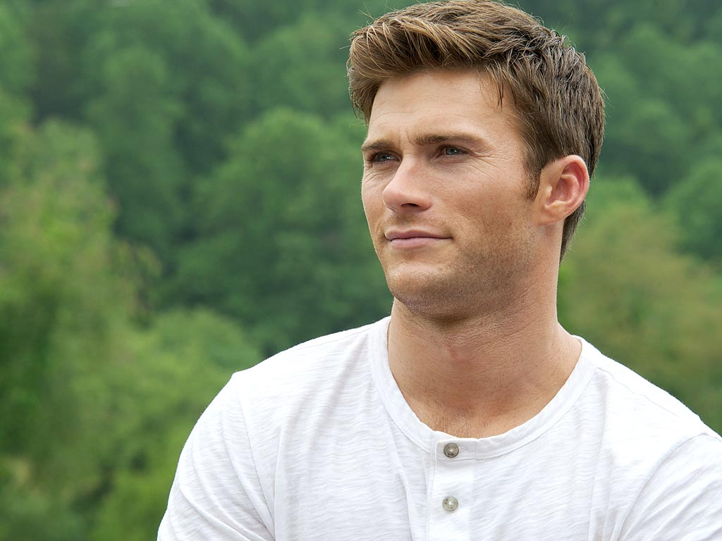 Scott Eastwood Becomes a Hollywood Leading Man : Peoplecom - 2015 Hairstyles