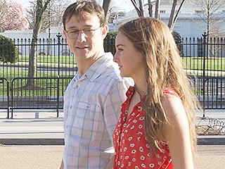 Joseph Gordon-Levitt and Shailene Woodley Begin Filming Snowden: See the Photo