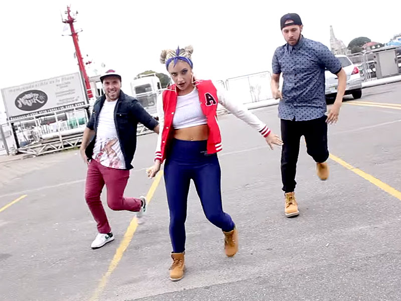 Uptown funk dance video with argentinian dancers people com