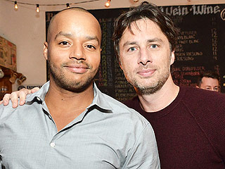 Zach Braff and Donald Faison Will Make Pizza for Your Gay Wedding in Indiana