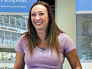Olympic Swimmer Amy Van Dyken Finds a New Purpose After Paralyzing Accident