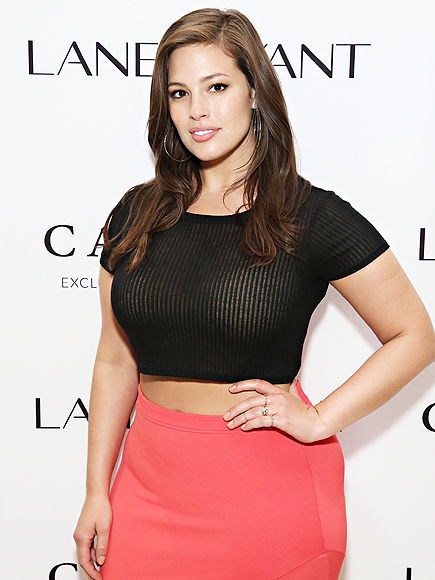 plussize model ashley graham young girls need to have