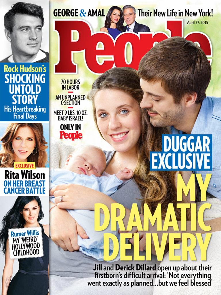 Cover jill duggar cover people picks tv news derick dillard