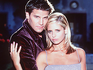 Sarah Michelle Gellar's Response to David Boreanaz's Tweet Will Make Buffy Fans Giddy