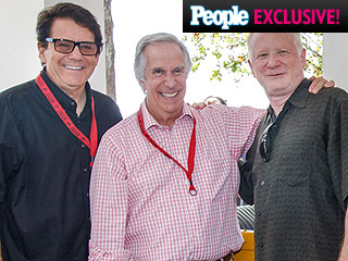 Happy Days Are Here Again: Henry Winkler, Anson Williams & Donny Most Reunite
