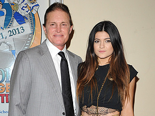 See How Kylie, Kourtney and Khloé and Kris Are Supporting Bruce Jenner