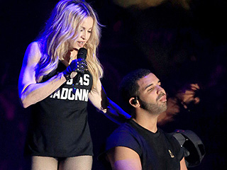 Drake Responds to Viral Madonna Make Out Moment: 'Don't Misinterpret My Shock'