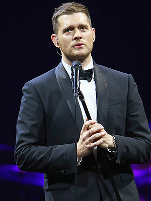 Michael Bublé Son Burned Hot Water Home from Hospital