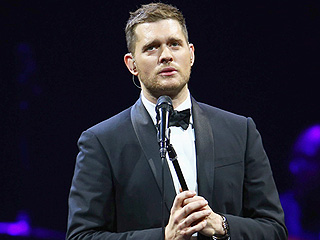 Michael Bublé's Son Hospitalized, But Doing 'Very Well' After Being Burned in Scalding Water Accident