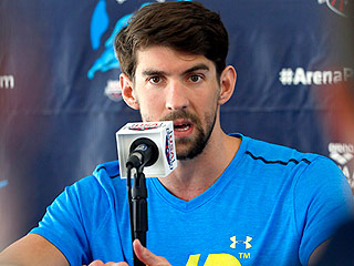 Michael Phelps Returns to Swimming After Suspension: I Need to Prove I Have Changed