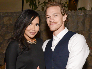 Pregnant Naya Rivera Steps Out for Justified Party with Ryan Dorsey