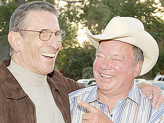 William Shatner Planning to Write a Book About His Friendship with Leonard Nimoy