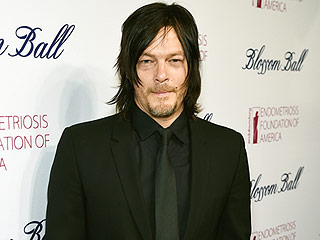 Norman Reedus: Reports of My Licking People Are Way out of Proportion