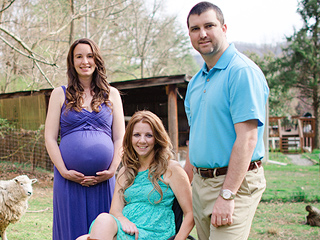 Paralyzed Bride Rachelle Friedman Chapman's Baby Due Any Day Now!