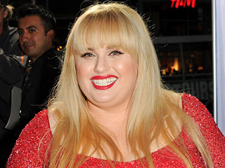 Rebel Wilson Shares Pics of Her 'Absolutely Fabulous' Time on the Set of Upcoming Movie