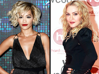 Rita Ora Defends Madonna's Drake Kiss at Coachella: 'Thank You for Fighting All These Ageist Battles'