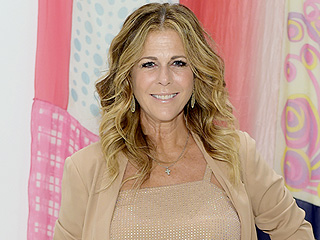 Stars Tweet Messages of Support to Rita Wilson After She Reveals Breast Cancer Diagnosis