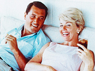 Doris Day On Saying Goodbye to Rock Hudson: 'I Was In Tears'