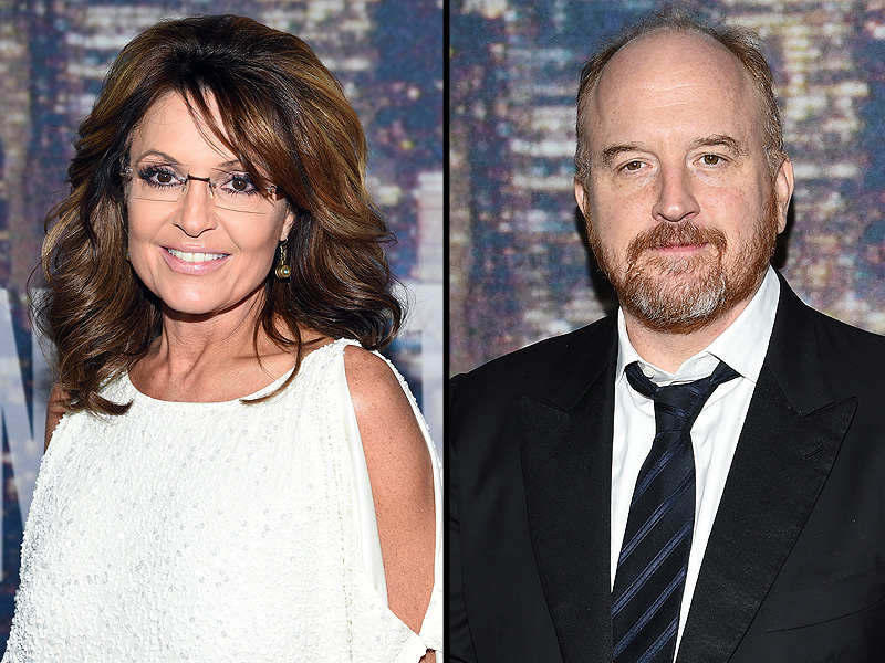 Louis C.K. reveals he apologized to Sarah Palin - NY Daily