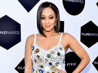 Tia Mowry-Hardrict's Secret to Dealing with Kid Tantrums Involves a Toy That 'Poops Out Candy'