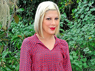 Tori Spelling Sues Benihana After Being Burned By Hibachi Grill