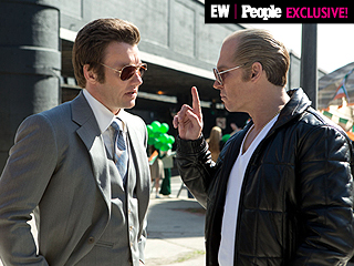 First Look: See Johnny Depp as Boston Crime Boss James 'Whitey' Bulger in Black Mass