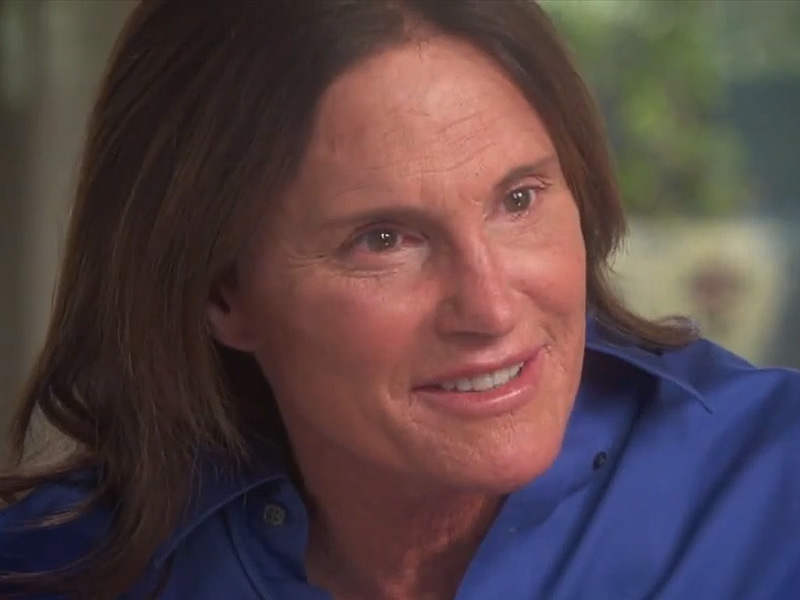 Bruce Jenner Talks Transition in Diane Sawyer Interview