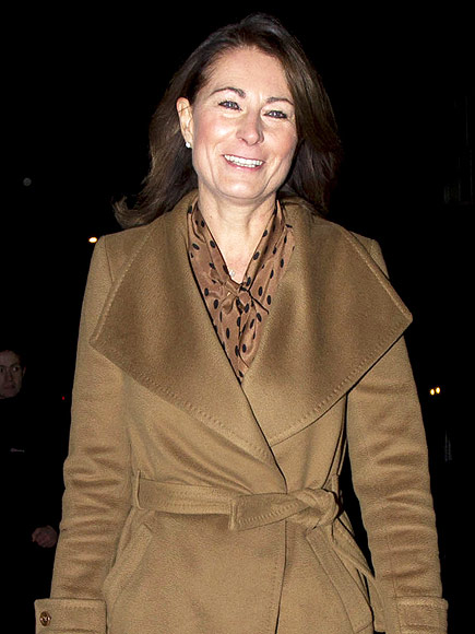 Kate Middleton's Mother Carole Middleton Rescues Dog