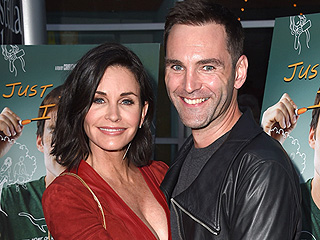Courteney Cox: Fiancé Johnny McDaid Is a 'Beautiful, Sensitive, Loving Person'