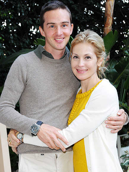 Monaco Court  Kelly Rutherford s Kids to Officially Spend Summer in U    Kelly Rutherford And Daniel Giersch
